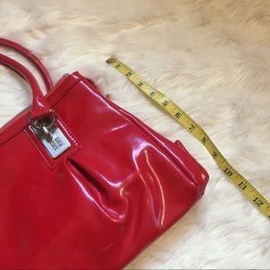 Givenchy Bags - Vintage Givenchy Red Patent Handbag